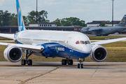 N528CZ - Boeing Company Boeing 787-10 Dreamliner aircraft