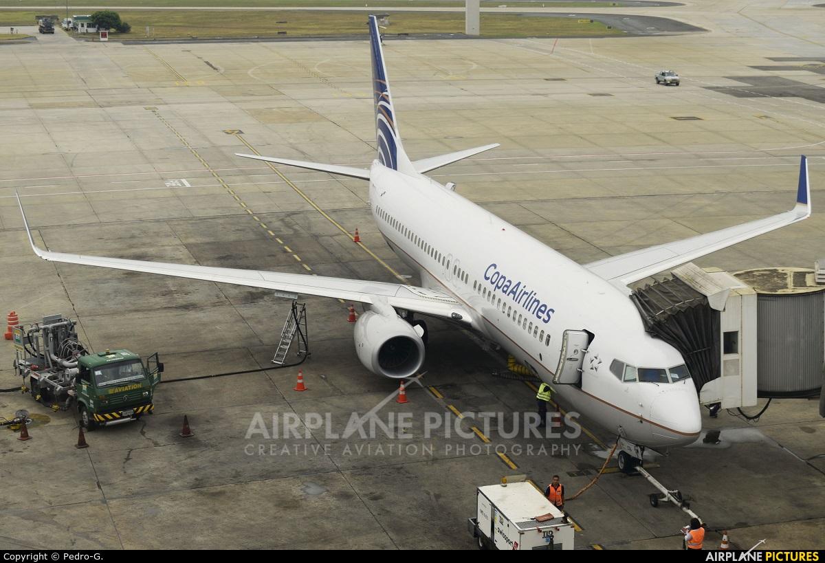 Copa Airlines HP-1529CMP aircraft at Rio de Janeiro/Galeão Intl - Antonio Carlos Jobim