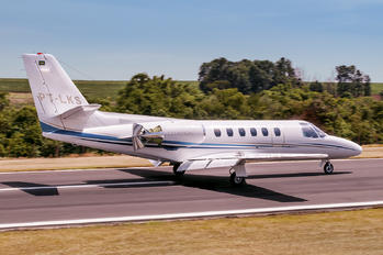 PT-LKS - Private Cessna 550 Citation II