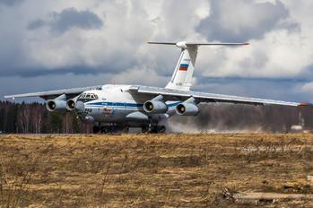 RA-76724 - Royal Air Force Transport Command Ilyushin Il-76 (all models)