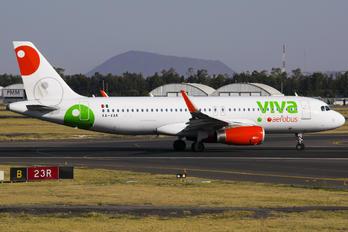 XA-VAK - VivaAerobus Airbus A320