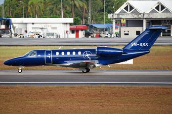 9M-SSS - Pilatus Cessna 525C Citation CJ4