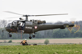 3E-KM - Austria - Air Force Sud Aviation SA-316 Alouette III