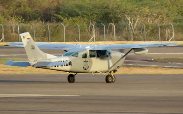 ARC405 - Colombia - Army Cessna 206 Stationair (all models)