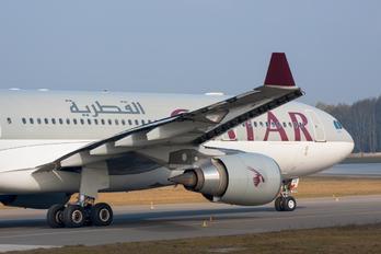 A7-ACK - Qatar Airways Airbus A330-200
