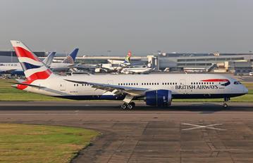 G-ZBJC - British Airways Boeing 787-8 Dreamliner