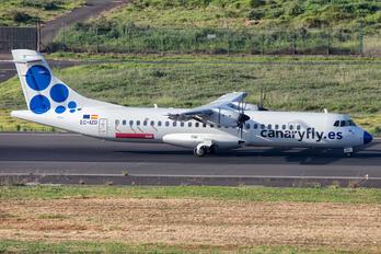 EC-IZO - CanaryFly ATR 72 (all models)