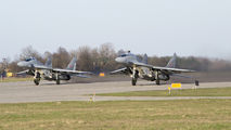 42 - Poland - Air Force Mikoyan-Gurevich MiG-29UB aircraft