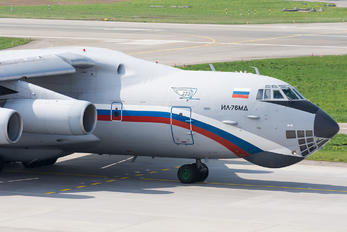RA-86906 - Russia - Air Force Ilyushin Il-76 (all models)
