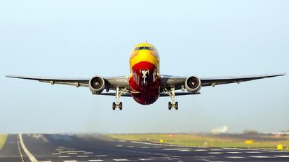 N797AX - DHL Cargo Boeing 767-200F