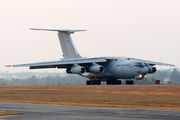 K3012 - India - Air Force Ilyushin Il-76 (all models) aircraft
