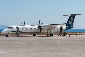SX-OBA - Olympic Airlines de Havilland Canada DHC-8-402Q Dash 8