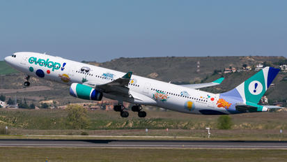 EC-MII - Evelop Airbus A330-300