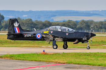 ZF374 - Royal Air Force Short 312 Tucano T.1