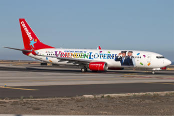 PH-CDF - Corendon Dutch Airlines Boeing 737-800
