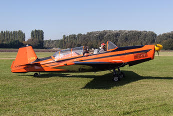 I-JOKE - Private Zlín Aircraft Z-526F