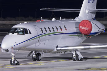 OK-JRT - Travel Service Cessna 680 Sovereign
