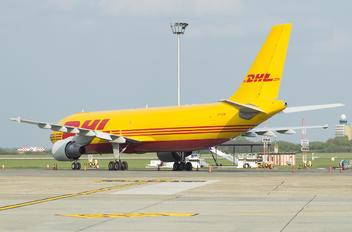 EI-OZM - DHL Cargo Airbus A300F