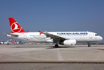 TC-JPO - Turkish Airlines Airbus A320
