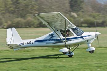 G-CDVI - Private Ikarus (Comco) C42