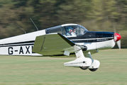 G-AXLS - Private Jodel DR1050 Ambassadeur aircraft
