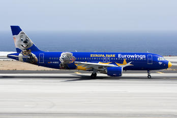 D-ABDQ - Eurowings Airbus A320