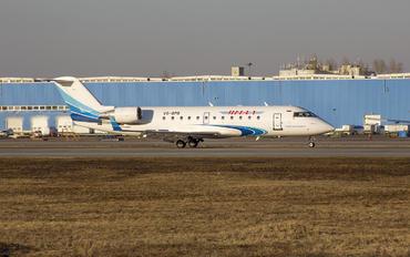 VQ-BPB - Yamal Airlines Canadair CL-600 CRJ-200