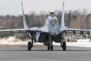 RF-92944 - Russia - Air Force Mikoyan-Gurevich MiG-29UB