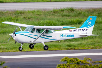 HK-5074-G - Private Cessna 172 Skyhawk (all models except RG)