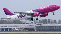 HA-LWM - Wizz Air Airbus A320 aircraft