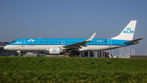 PH-EXA - KLM Cityhopper Embraer ERJ-190 (190-100) aircraft