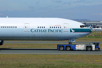 B-KQG - Cathay Pacific Boeing 777-300ER