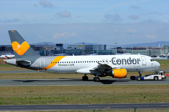 D-AICD - Condor Airbus A320