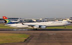 South African Airways ZS-SNA