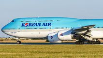 HL7638 - Korean Air Boeing 747-8 aircraft