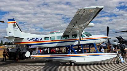 C-GMPR - Canada-Royal Canadian Mounted Police Cessna 208 Caravan