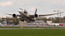 SP-LRF - LOT - Polish Airlines Boeing 787-8 Dreamliner aircraft