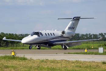N902MZ - Private Cessna 525 CitationJet