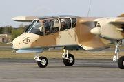 F-AZKM - Musee Europeen de l\'Aviation de Chasse North American OV-10 Bronco aircraft
