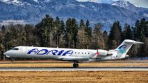 S5-AAY - Adria Airways Bombardier CRJ-700  aircraft