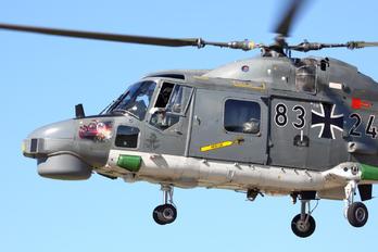 83+24 - Germany - Navy Westland Super Lynx Mk.88A