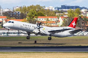 HB-IZB - Sky Work Airlines SAAB 2000 aircraft