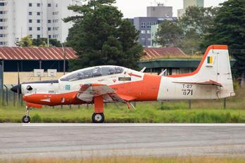 FAB1371 - Brazil - Air Force Embraer EMB-312 Tucano T-27