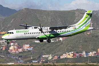EC-MHI - Binter Canarias ATR 72 (all models)