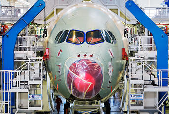 - - Unknown Airbus A350-900