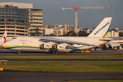Rare visit of Antonov An124 to Sydney title=