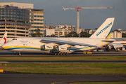 Rare visit of Antonov An124 to Sydney title=