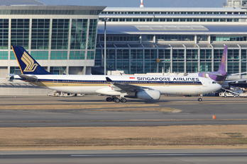 9V-STQ - Singapore Airlines Airbus A330-300