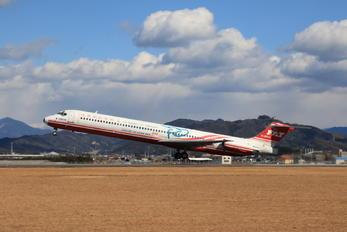 B-28035 - Far Eastern Air Transport McDonnell Douglas MD-82