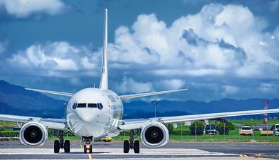 JA341J - JAL - Japan Airlines Boeing 737-800